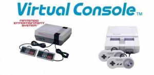 WiiU Virtual Console